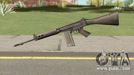 Insurgency MIC FN-FAL for GTA San Andreas