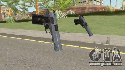Battlefield 3 M1911 for GTA San Andreas