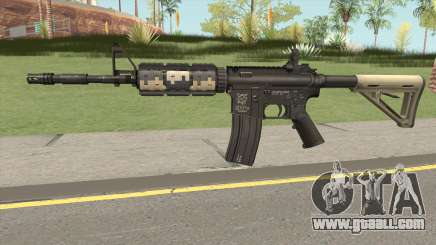 AR-15 Eagle for GTA San Andreas