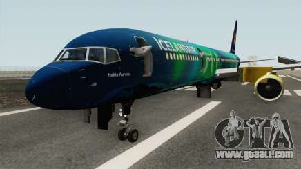Boeing 757-200 RB211 Icelandair for GTA San Andreas