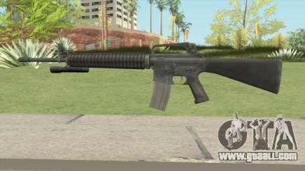 L4D1 M16A2 for GTA San Andreas
