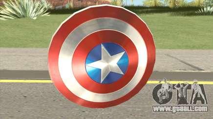 Captain America Shield for GTA San Andreas