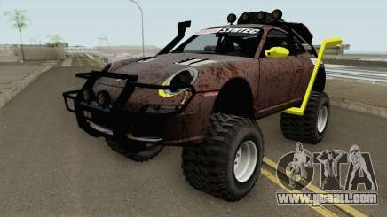 Porsche GT Off Road BkSquadron for GTA San Andreas