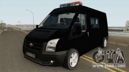 Ford Transit Policija BiH for GTA San Andreas