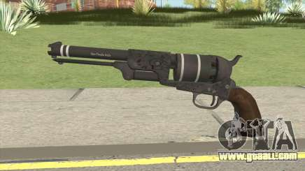 Revolver GTA Online for GTA San Andreas