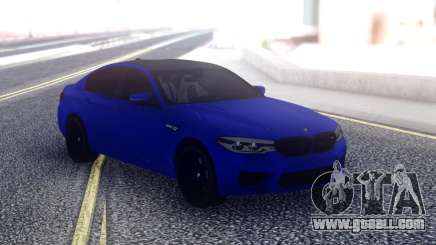 BMW М5 F90 Sedan for GTA San Andreas