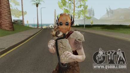 Zombie With Arena War Outfit for GTA San Andreas