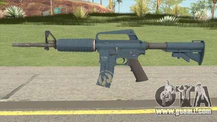 CS:GO M4A1 (Elegant Skin) for GTA San Andreas