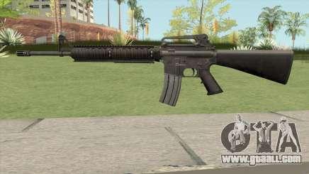 Insurgency MIC M16A4 for GTA San Andreas