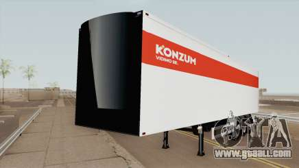 Konzum Trailer for GTA San Andreas