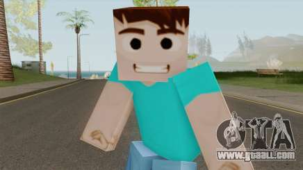 Steve HD for GTA San Andreas