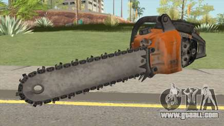 Chainsaw MQ for GTA San Andreas