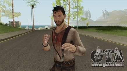 Max Rockatansky From Mad Max for GTA San Andreas