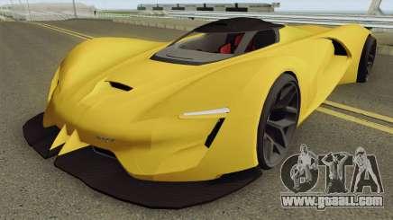 SRT TomaHawk GT for GTA San Andreas