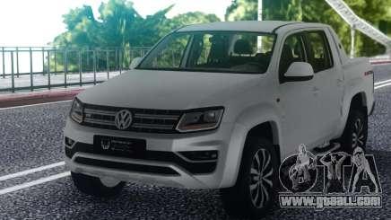 Volkswagen Amarok Pick-Up for GTA San Andreas