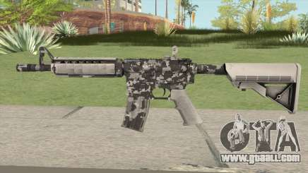 CS-GO M4A4 Urban DDPAT for GTA San Andreas