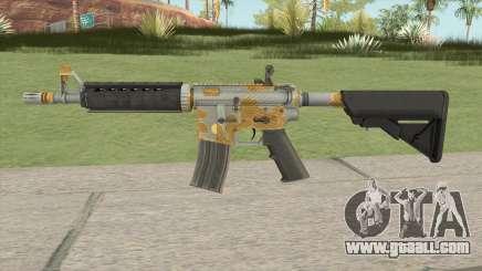 CS-GO M4A4 Daybreak for GTA San Andreas