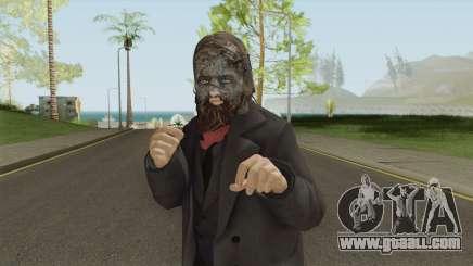The Walking Dead Beta Skin Season 9 The Whispere for GTA San Andreas