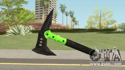 Axe (Apocalypse) for GTA San Andreas