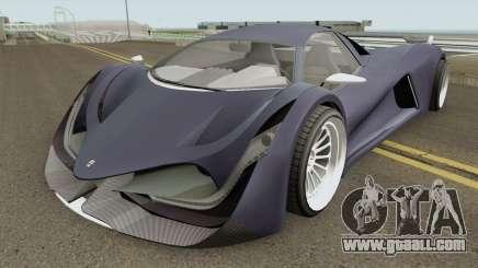 Principe Deveste Eight GTA V for GTA San Andreas