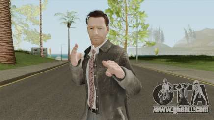 Max Payne (Leather Coat) From Max Payne 3 for GTA San Andreas