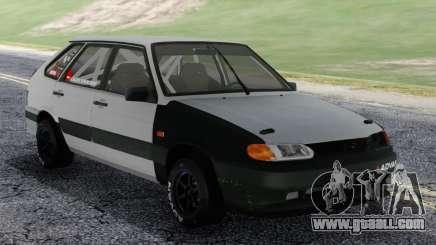 VAZ 2109 2114 True FWD for GTA San Andreas