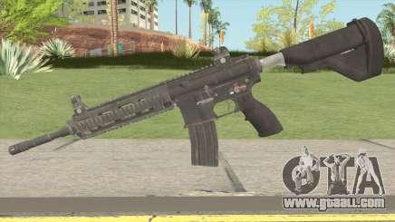 HK-416 Assault Rifle V2 for GTA San Andreas