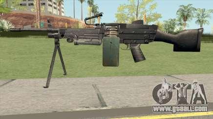 Insurgency MIC M249 for GTA San Andreas