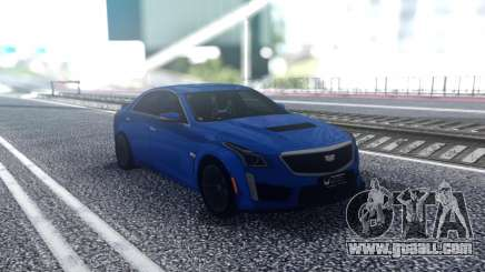 2016 Cadillac ATS-V Coupe Spy Shots for GTA San Andreas