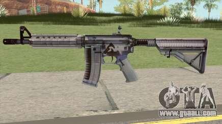 CS-GO M4A4 X-ray for GTA San Andreas