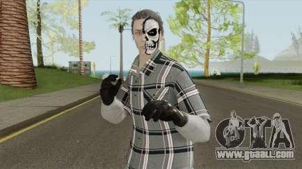 Roberto (GTA Online) for GTA San Andreas