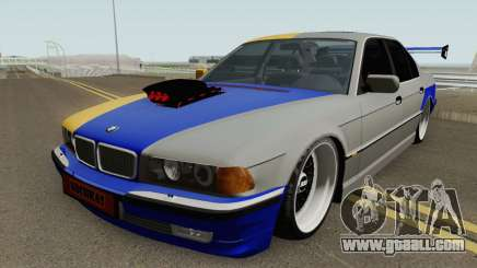 BMW Full Tuning for GTA San Andreas