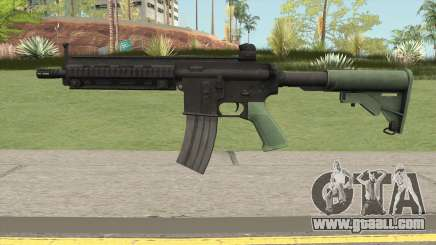 Battlefield 3 M416 for GTA San Andreas