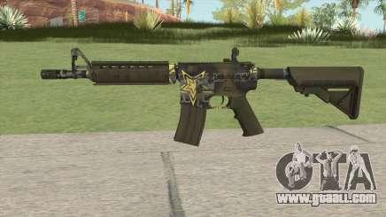 CS-GO M4A4 Zirka for GTA San Andreas