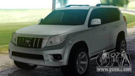 Toyota Land Cruiser Prado SUV for GTA San Andreas