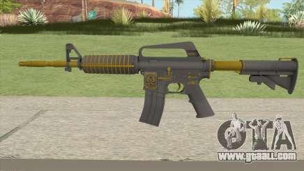 CS:GO M4A1 (Metals Skin) for GTA San Andreas