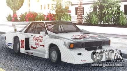 Nissan Bluebird Super for GTA San Andreas