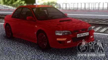 Subaru Impreza 22B GC8 for GTA San Andreas