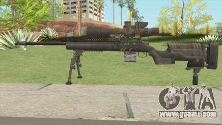 L115A3 USR Sniper Rifle for GTA San Andreas