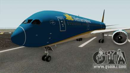 Boeing 787-9 Dreamliner Vietnam Airlines for GTA San Andreas