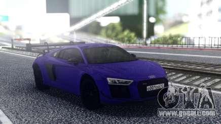 Audi R8 2015 for GTA San Andreas