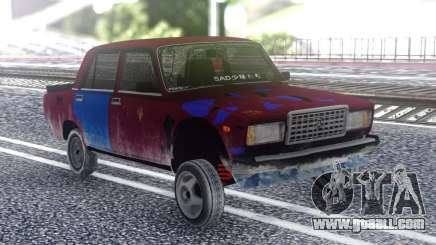VAZ 2107 Color for GTA San Andreas