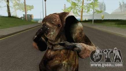 Dwarf-Eater (STALKER) for GTA San Andreas