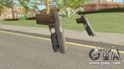 L4D1 M1911 for GTA San Andreas