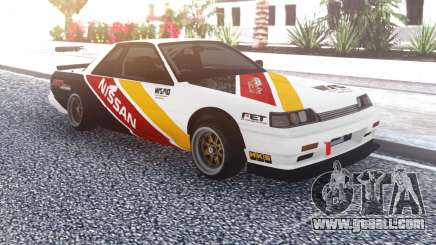 Nissan Skyline R31 Sport for GTA San Andreas