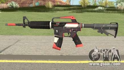 CS:GO M4A1 (Cyrex Skin) for GTA San Andreas