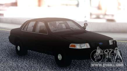 Ford Victoria FBI for GTA San Andreas