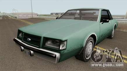Ford Del Rey Beta (Majestic) for GTA San Andreas
