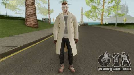 Male Random Skin 3 From GTA V Online for GTA San Andreas