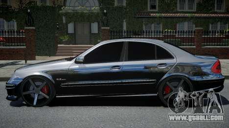 Mercedes-Benz E63 W211 AMG for GTA 4